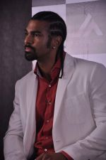 David Haye at the press conference announcing fitness Franchise in Escobar, Bandra, Mumbai on 26th June 2013 (63).JPG