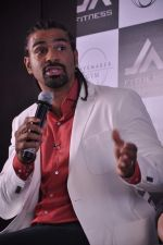 David Haye at the press conference announcing fitness Franchise in Escobar, Bandra, Mumbai on 26th June 2013 (73).JPG