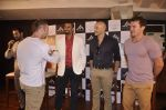 John Abraham and Boxing champion David Haye at the press conference announcing fitness Franchise in Escobar, Bandra, Mumbai on 26th June 2013 (20).JPG
