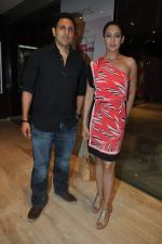 Preeti Jhangiani, Parvin Dabas at the Premiere of the film the saint who thought otherwise in Mumbai on 27th June 2013 (75).JPG