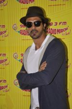 Arjun Rampal at D-day promotions at Radio Mirchi in Lower Parel, Mumbai on 29th June 2013 (19).JPG