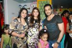 Dr. Ruby Tandon with Angad Hasija at Dr. Ruby Tandon_s daughter Jiyana Tandon_s 3rd birthday in Mumbai on 30th June 2013.JPG