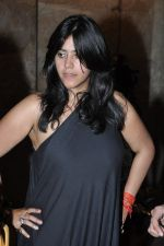 Ekta Kapoor at Special screening of Lootera by Sonakshi Sinha in Lightbox, Mumbai on 30th June 2013 (56).JPG