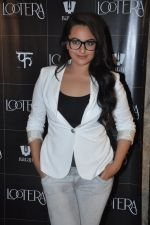 Sonakshi Sinha at Special screening of Lootera by Sonakshi Sinha in Lightbox, Mumbai on 30th June 2013 (26).JPG