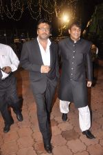 Jackie Shroff at Ramesh Deo_s 50th wedding anniversary in Isckon, Mumbai on 1st July 2013 (73).JPG