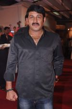 Manoj Tiwari at Dr Tiwari_s wedding anniversary in Express Towers, Mumbai on 1st July 2013 (34).JPG