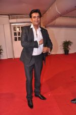 Ravi Kishen at Dr Tiwari_s wedding anniversary in Express Towers, Mumbai on 1st July 2013 (46).JPG