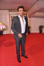 Ravi Kishen at Dr Tiwari_s wedding anniversary in Express Towers, Mumbai on 1st July 2013 (49).JPG