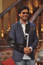 Shahrukh Khan promote Chennai Express on Comedy Circus in Mumbai on 1st July 2013 (43).JPG