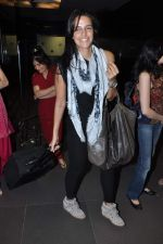Neha Dhupia leave for IIFA Awards 2013 in Mumbai on 3rd July 2013,1 (33).JPG