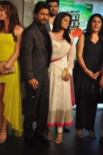 Shahrukh Khan, Priyamani at the Music Launch of Chennai Express in Mumbai on 3rd July 2013 (59).JPG