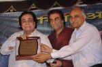 Kader Khan awarded the Sahitya Shiromani Award in Juhu, Mumbai on 6th July 2013 (21).JPG