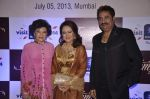 Kumar Sanu at Tourism Malaysia presents Album Launch of Tum Mile with princess of Malaysia Jane in Taj, Mumbai on 6th July 2013 (61).JPG