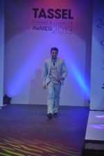 Abhijeet Sawant at Tassel Fashion and Lifestyle Awards 2013 in Mumbai on 8th July 2013 (154).JPG