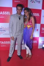 Abhijeet Sawant at Tassel Fashion and Lifestyle Awards 2013 in Mumbai on 8th July 2013 (164).JPG