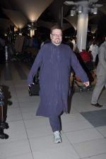 Nitin Mukesh at IIFA Arrivals day 2 in Mumbai Airport on 8th July 2013 (6).JPG