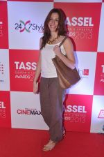 at Tassel Fashion and Lifestyle Awards 2013 in Mumbai on 8th July 2013,3 (37).JPG