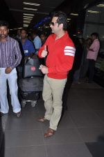 Fardeen Khan returns from IIFA in Airport, Mumbai on 9th July 2013 (11).JPG