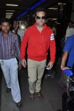 Fardeen Khan returns from IIFA in Airport, Mumbai on 9th July 2013 (9).JPG