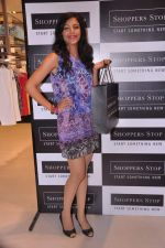Shriya Pilagaonkar at Shoppers Stop in Thane, Mumbai on 9th July 2013 (5).JPG