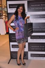 Shriya Pilagaonkar at Shoppers Stop in Thane, Mumbai on 9th July 2013 (6).JPG