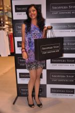 Shriya Pilagaonkar at Shoppers Stop in Thane, Mumbai on 9th July 2013 (8).JPG