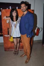 Keith Sequeira, Mehak Manwani at Sixteen film premiere in Mumbai on 10th July 2013 (18).JPG