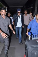 Ranbir Kapoor snapped at airport in Mumbai on 10th July 2013 (20).JPG