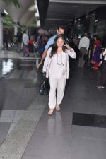 Tina Ambani snapped at airport in Mumbai on 10th July 2013 (10).JPG