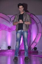 Karan Godwani at Colors launch  Pammi Pyarelal show in BKC, Mumbai on 11th July 2013 (29).JPG