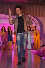 Karan Godwani at Colors launch  Pammi Pyarelal show in BKC, Mumbai on 11th July 2013 (94).JPG