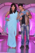 Karan Godwani, Gaurav Gera at Colors launch  Pammi Pyarelal show in BKC, Mumbai on 11th July 2013 (75).JPG