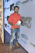 Nikhil Chinapa at the launch of MTV Slash Fablet by Swipe Telecom in Mumbai on 11th July 2013 (50).JPG