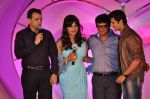 Prashant Bhatt, Gaurav Gera, Hemal Thakkar, Karan Godwani at Colors launch  Pammi Pyarelal show in BKC, Mumbai on 11th July 2013 (75).JPG