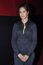 Sree Swara Dubey at D-Day Dolby Atmos launch in PVR, Mumbai on 11th July 2013 (8).JPG
