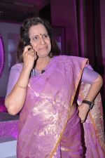 Usha Nadkarni at Colors launch  Pammi Pyarelal show in BKC, Mumbai on 11th July 2013 (4).JPG