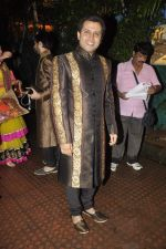 Abhinav Kohli at Shweta Tiwari_s sangeet in Sheesha Lounge, Mumbai on 12th July 2013 (10).JPG