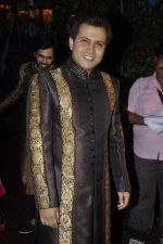 Abhinav Kohli at Shweta Tiwari_s sangeet in Sheesha Lounge, Mumbai on 12th July 2013 (7).JPG