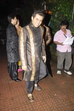Abhinav Kohli at Shweta Tiwari_s sangeet in Sheesha Lounge, Mumbai on 12th July 2013 (9).JPG