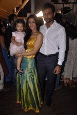 Barkha Bisht, Indraneil Sengupta at Shweta Tiwari_s sangeet in Sheesha Lounge, Mumbai on 12th July 2013 (74).JPG