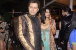 Shweta Tiwari, Abhinav Kohli at Shweta Tiwari_s sangeet in Sheesha Lounge, Mumbai on 12th July 2013 (115).JPG