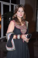 Urvashi Dholakia at Shweta Tiwari and Abhinav Kohli_s wedding in Mumbai on 13th July 2013 (37).JPG