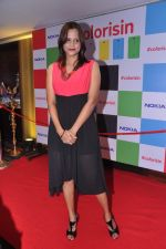 Nisha Harale launches Nokia Colorsin in Airport, Mumbai on 14th July 2013 (20).JPG