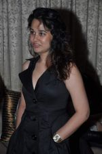 Nisha Kothari at Bharti Kapil Mehra_s Princess themed Birthday in Mumbai on 14th July 2012 (1).JPG