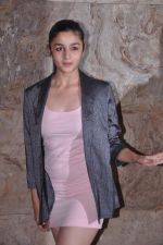 Alia Bhatt at D-day special screening in Light Box, Mumbai on 18th July 2013 (180).JPG