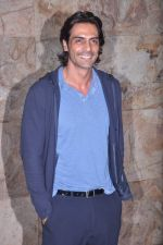 Arjun Rampal at D-day special screening in Light Box, Mumbai on 18th July 2013 (110).JPG