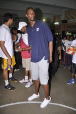 Chris Bosh at NBA Cares Clinic and Eliter Clinic in Don Bosco School, Matunga on 18th July 2013 (62).JPG