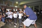 Chris Bosh at NBA Cares Clinic and Eliter Clinic in Don Bosco School, Matunga on 18th July 2013 (67).JPG