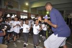 Chris Bosh at NBA Cares Clinic and Eliter Clinic in Don Bosco School, Matunga on 18th July 2013 (68).JPG