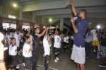 Chris Bosh at NBA Cares Clinic and Eliter Clinic in Don Bosco School, Matunga on 18th July 2013 (70).JPG